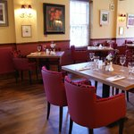 The new look restaurant at The Selkirk Arms