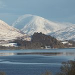 Winter on Loch Awe