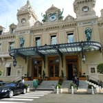 Monte Carlo Casino Entrance