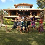Happy Hollis'Days Yoga/Spa Adventure Retreat at Blue Osa.