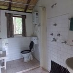 Bathroom at Koshi camp