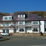 West Shore Hotel, Great Orme in background