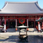 Sensoji Temple