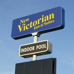  Sign of New Victorian Inn