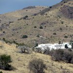 Indian Lodge at Davis Mountains