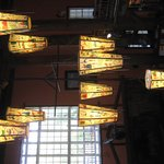  Lanterns in Lobby