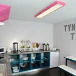 Hostel Prague Tyn kitchen
