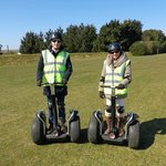  Another shot for our Segway album