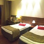 Panorama of the room