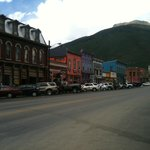  Ouray Hotel Streetscape