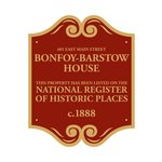  We are listed on the National Register of Historic Places