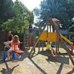  Parco giochi esterno - Baby Club