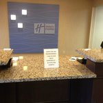 Holiday Inn Express Hotel & Suites WHEELING Foto