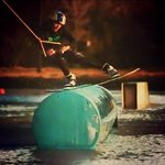 Hitting the blue pipe at Hydrous