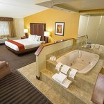Jacuzzi Suite room