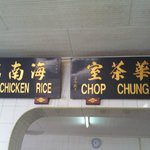  Signage of the Restaurant