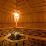 Wellness center - sauna