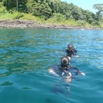 Free Diving and Scuba diving at Banana Island Sierra Leone