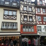 Cochem style of buildings