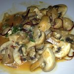  Delicious Sauteed Mushrooms at the restaurant