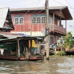  Canals off Chao Phraya River