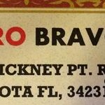 El Toro Bravo in Sarasota! Delicious!