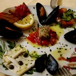  Antipasti calabresi di mare