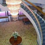  Lobby Staircase