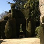  interesting topiary&quot;building&quot;
