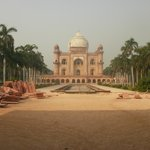  Safdarjung&#39;s tomb