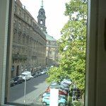 It`s the view from the room