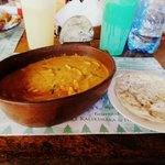 Traditional Indio Viejo- this was really good.