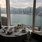  Room service with a view