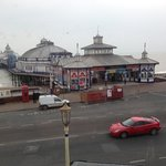 Eastbourne Pier, view from Pier Hotel