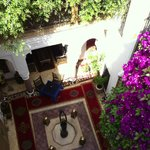  Riad Dar Eliane courtyard