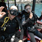 Before the discovery dive