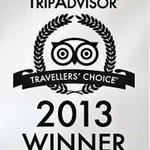  Traveller&#39;s Choice 2013 Winner!
