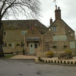 The Red Lion Inn Outside