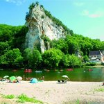  Plage sur la Dordogne