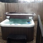  hot tub