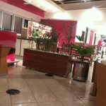 Bar do hotel. Lindo!