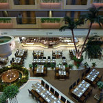  Atrium inside hotel