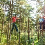 ‪Go Ape at Peebles, Glentress‬