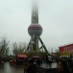  Lower sphere (obviously!), Oriental Pearl Tower