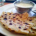  Awesome Aloo Parathas At Woodstock Restaurant in Sterling Resorts, Mussoorie