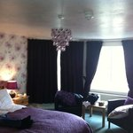 spacious large double room
