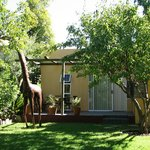 Foto van 101 Oudtshoorn Holiday Accommodation