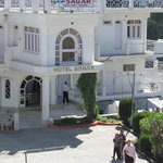  Hotel Sagar from outside road