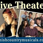 Live Musical Theater Available: June 4 - Dec 21, 2013