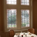Lovely dining room for breakfast